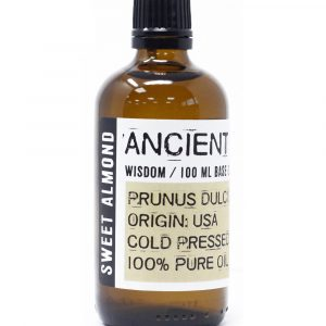 Ancient Wisdom Base Oil - Sweet Almond 100ml
