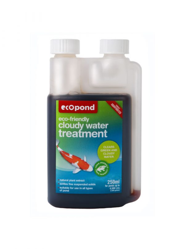 Cloudy Water Treatment