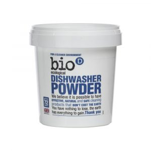 Bio-D Dishwasher Powder 720g Vegan Cruelty Free