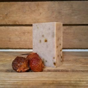 Rhassoul & Rosemary Soapnut Shampoo Bar