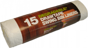 D2W Draw Tape Swing Bin Liners