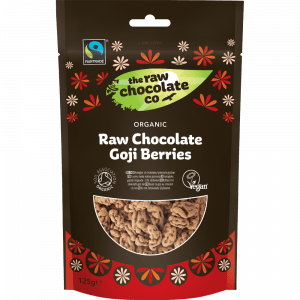 The Raw Chocolate Company Organic Chocolate Goji Berries