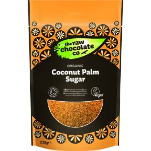 The Raw Chocolate Company Organic Coconut Palm Sugar