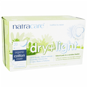 Natracare Incontinence Pads-0