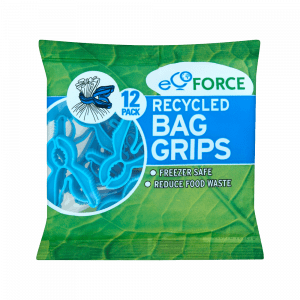 Recycled Plastic Bag Grips
