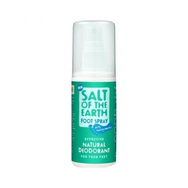 Natural Deodorant For Your Feet