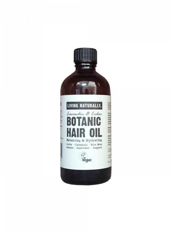Soapnut Botanic Hair Oil