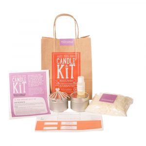 Make Your Own Candle Kit - Mimosa & Mandarin-0