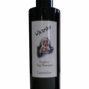 Wikaniko Organic Dog Shampoo with Lavender
