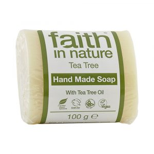Faith Tea Tree Soap Bar