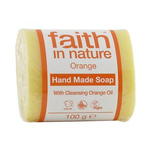 Faith Orange Soap Bar