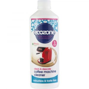 EcoZone Coffee Machine Cleaner & Descaler