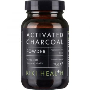 Kiki Activated Charcoal Powder