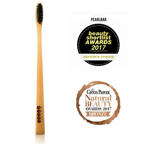 Pearl bar toothbrush