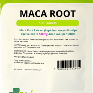 Lindens Maca Root Tablets 100