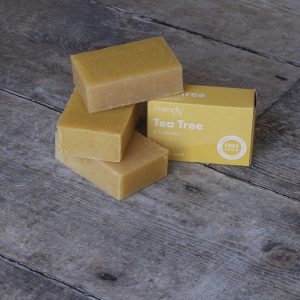 Friendly Soap Tea Tree & Turmeric Soap Bar