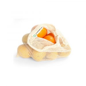 Large Organic Cotton Produce Bag