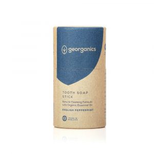 Georganics Toothsoap - English Peppermint