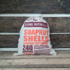 Organic Soapnuts 500g with Storage Bag - 240 Washes