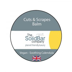 WIK2065SB The Solid Bar Company Cuts & Scrapes Balm