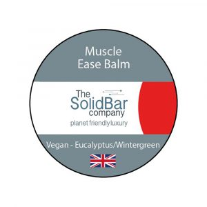 WIK2070MB The Solid Bar Company Muscle Ease Balm