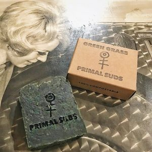 Primal Suds Green Grass Soap