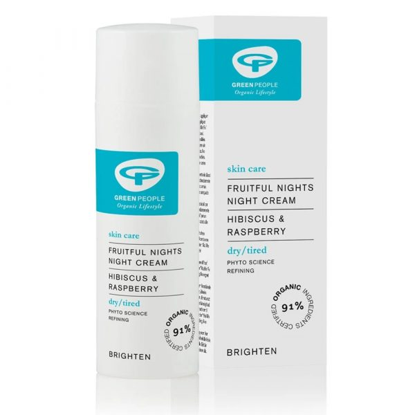 Green People Fruitful Nights Night Cream