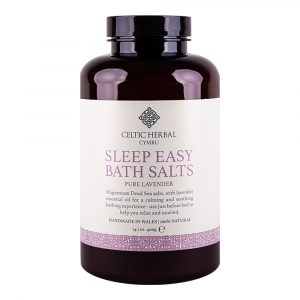 WIK2202SE Sleep Easy Bath Salts with Lavender