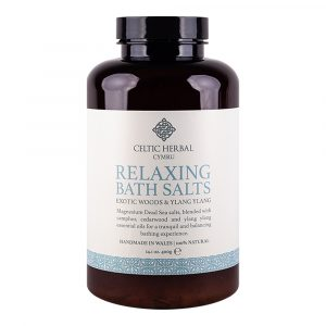 WIK2203EW Relaxing Bath Salts with Exotic Woods & Ylang