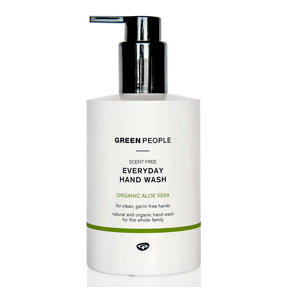 Green People Everyday Hand Wash – Scent Free