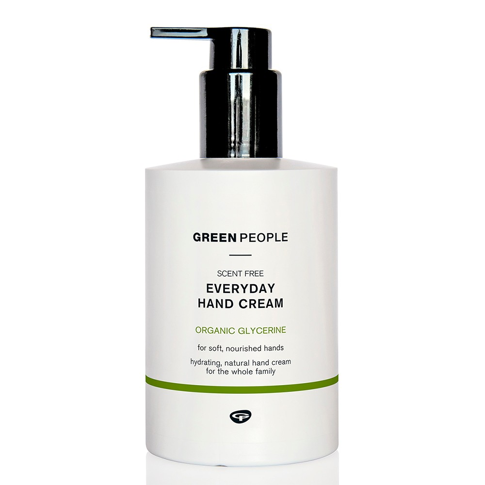 Green People Everyday Hand Cream – Scent Free