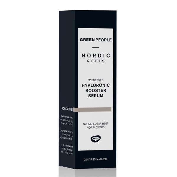 WIK2246HB Green People Nordic Roots Hyaluronic Booster Serum