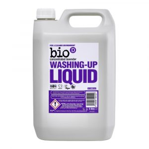 WIK2261WB Lavender Washing Up Liquid 5 Litres