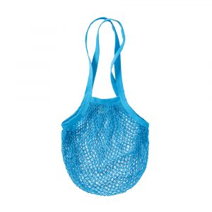 Recycled Cotton String Bag - Tropical