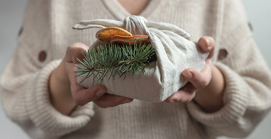 5 tips for Festive Eco Wrapping
