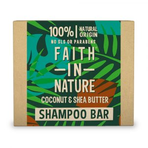 Faith in Nature Coconut Shampoo Bar