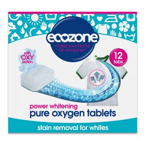 WIK1137PW EcoZone Power Whitening Oxygen Tablets