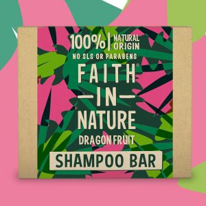 WIK2371DS Dragon Fruit Shampoo Bar