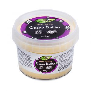 NUI4310CB - The Raw Chocolate Company Organic Cacao Butter