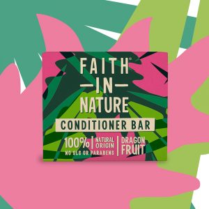 WIK2376DS Faith in Nature Dragon Fruit Conditioner Bar
