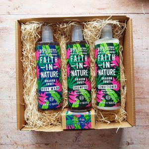 Faith in Nature Dragon Fruit Deluxe Gift Set